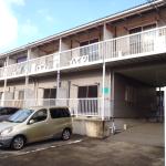 賃貸アパート トヤマハイツⅡ 202
